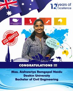 Congratulations Miss: Aishwarya