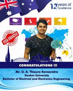 Congratulations Mr: Thisura
